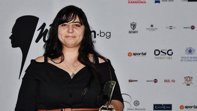 """Мариана Пенчева на церемонията за наградите """"Жена на десетилетието"""" © Woman.bg"""